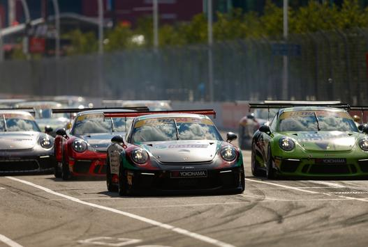 Ultra 94 Porsche Gt3 Cup Challenge Canada Toronto Indy